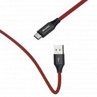 Дата-кабель «Awei» CL-55 Micro, 1.5 м.