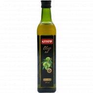 Масло оливковое «Gusto» нерафинированное, 500 мл.