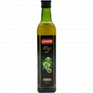 Масло оливковое «Gusto» нерафинированное, 500 мл