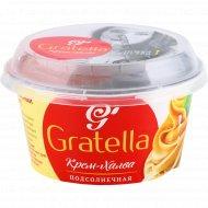 Паста подсолнечная «Gratella» с ароматом ванили, 150 г.