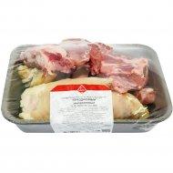 Полуфабрикат из мяса и субпродуктов «Праздничный» замороженный, 1кг