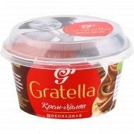 Паста подсолнечная «Gratella» с какао и ароматом ванили, 150 г.