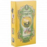 Чай листовой «Конфуций» набор зеленого и черного чая «Ян» 80 г.
