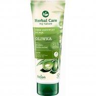 Питательный крем для рук и ногтей «Herbal Care» оливка, 100 мл.