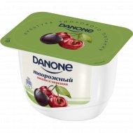 Продукт творожный «Danone» вишня и черешня, 3.6%, 170 г.