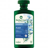 Шампунь для волос «Herbal Care» льняной, 330 мл