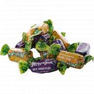 Конфеты желейные «Мармилан» вкус груша/виноград, 1 кг., фасовка 0.3-0.4 кг