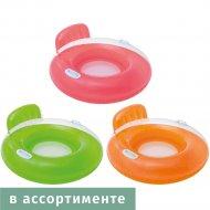 Кресло-круг надувное «Intex» Candy Color Lounge, 56512, 102 см