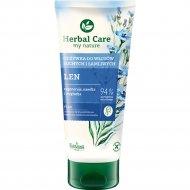 Кондиционер для волос «Herbal Care» льняной, 200 мл.