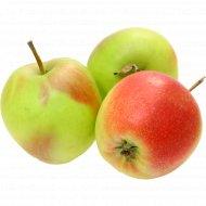 Яблоко свежее зелёное, 1 кг., фасовка 1-1.2 кг