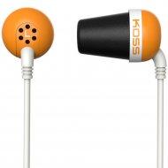 Наушники «Koss» The Plug Orange.