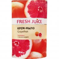Крем - мыло «Fresh Juice» грейпфрут, 460 мл.