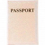 Обложка для паспорта 13.7x9.5 см.