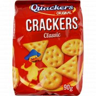 Крекер соленый «Delicious Quackers» классический, 90 г.