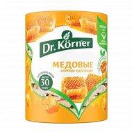 Хлебцы хрустящие «Злаковый коктейль» медовый, 100 г.