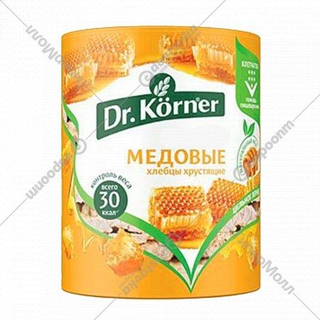 Хлебцы хрустящие «Злаковый коктейль» медовый 100 г.