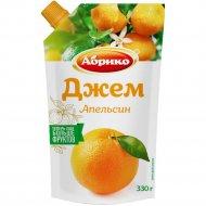 Джем апельсиновый «Абрико» с дозатором, 330 г.