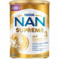 Детское молочко «Nan 3 Supreme» с олигосахаридами, 400 г.