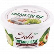 Крем чиз «Solio» авокадо и грецкий орех, 20%, 140 г