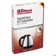 Таблетки от накипи для чайников «Filtero» 604, 6 шт.