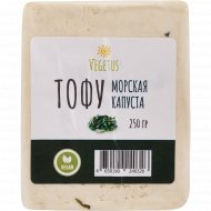 Тофу «Vegetus» морская капуста, 250 г