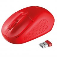 Мышь «Trust» Primo Wireless Mouse Red.