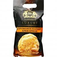 Мороженое «Luxury» крем-брюле, 500 г.