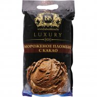 Мороженое «Luxury» с какао, 15%, 900 г.