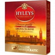 Чай черный «Hyleys» 100 пакетиков.