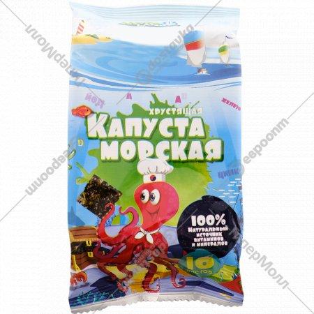 Капуста морская «Nori Land» сушеная, 4.5 г.