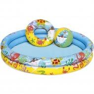 Набор игровой для бассейна «Bestway» 51124, 20х122 см, 137 л
