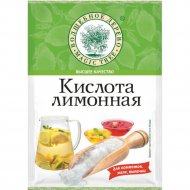 Лимонная кислота «Волшебное дерево» 50 г.