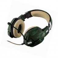 Наушники «Trust» GXT 322C Carus Gaming Headset Jungle camo 20865.