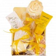 Подарочный набор «Желтый» средний