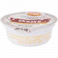 Сыр плавленый сладкий «Сказка» с какао, 30%, 100 г