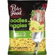 Лапша быстрого приготовления «Patri Food» со вкусом овощей, 65 г