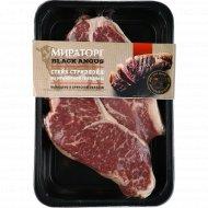 Стейк «Стриплоин» из мраморной говядины, 2 шт, 320 г.
