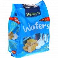 Вафли «Walter's» со сливочным вкусом, 250 г.