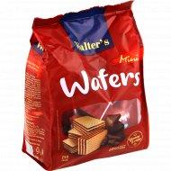 Вафли «Walter's» со вкусом шоколада, 250 г.