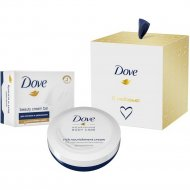 Набор подарочный «Dove» с любовью для вас, 12x(75м.+100г).
