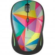 Мышь «Trust» Yvi FX Wireless Mouse - Geometrics 22337.