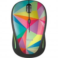Мышь «Trust» Yvi FX Wireless Mouse - Geometrics 22337.