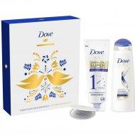 Набор подарочный «Dove» супер восстановление для волос, 6x(180+250)мл.
