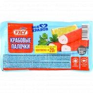 Крабовые палочки «VICI» замороженные, 220 г.