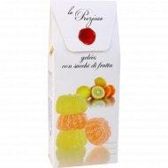 Фруктовый мармелад«Ассорти» с лимонным и апельсиновым соком, 200 г.