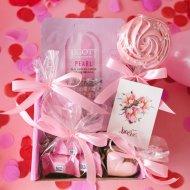 Подарочный мини-набор «Розовый»