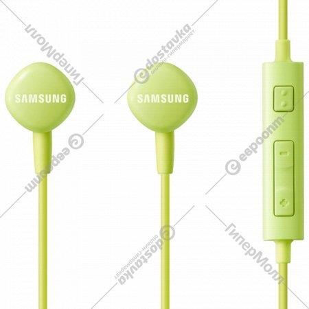 Наушники «Samsung» зеленые EO-HS1303G, зеленые
