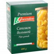 Макаронные изделия «Granmulino» Premium, Pipe grandi, 400 г.