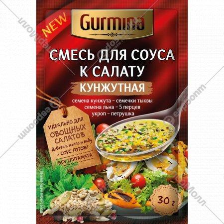 Смесь для соуса «Gurmina» к салату кунжутная, 30 г.