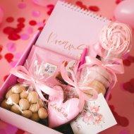 Подарочный набор «Розовый» большой